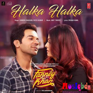 Halka Halka By Divya Kumar ,Sunidhi Chauhan Hindi Mp3 Song Download