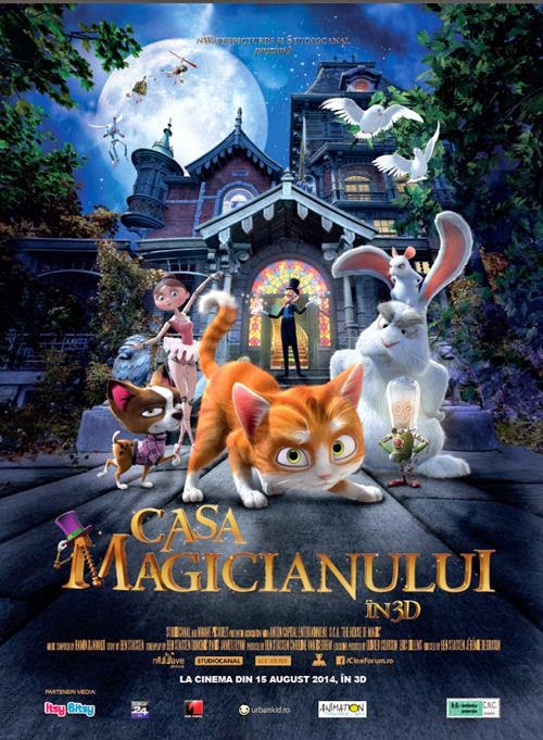 The House of Magic 3D (2014) - Casa magicianului
