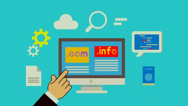 .com, .info, .net, Domain, get free domain for blogger, how to add custom domain to blogger 2020, blogger dns nameservers, hosting blogspot, how to redirect blogger to custom domain