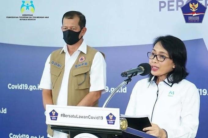 Kemen PPPA Luncurkan Protokol Perlindungan Anak Terdampak COVID-19