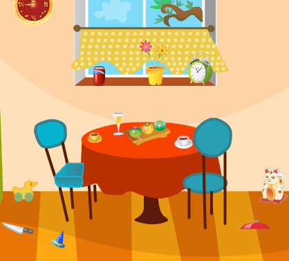 Technology integration 1 what is my house like for Dining room y sus partes