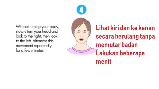 Cara Mengatasi Leher Terasa Kaku