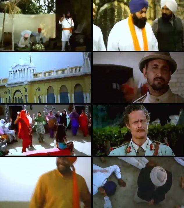 Saka 2016 Punjabi pDVDRip XviD