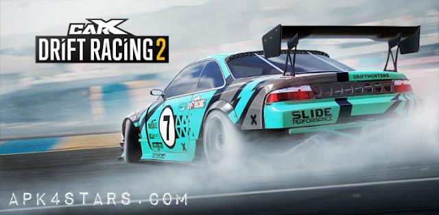 تحميل لعبة السباق والدريفت الجديدة CarX Drift Racing 2 النسخة المهكرة