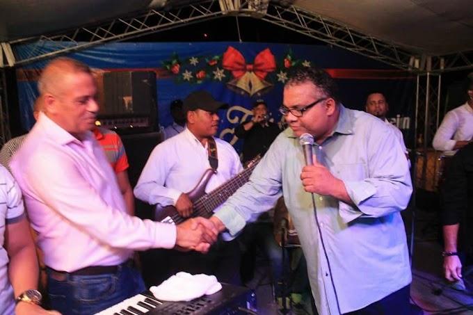Se repite la historia, gobernador augura una descarga de alegría en Fiestas Populares 2019.