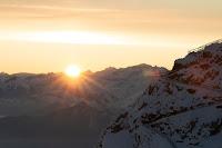 Mountain Sunrise - Photo by Jonas Humbel on Unsplash