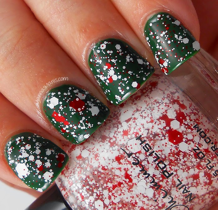 kbshimmer candy cane crush