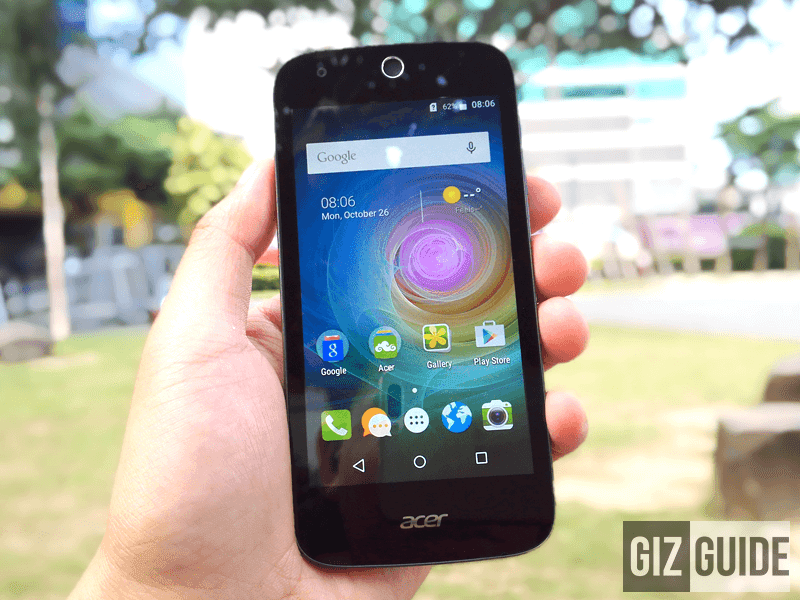 Acer Liquid Z330 Review, The Social Media LTE Phone That You May Want To Get Under 4000 Pesos!