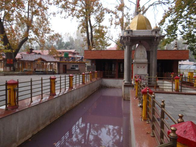 Sacred Spring At Kheer Bhawani Temple