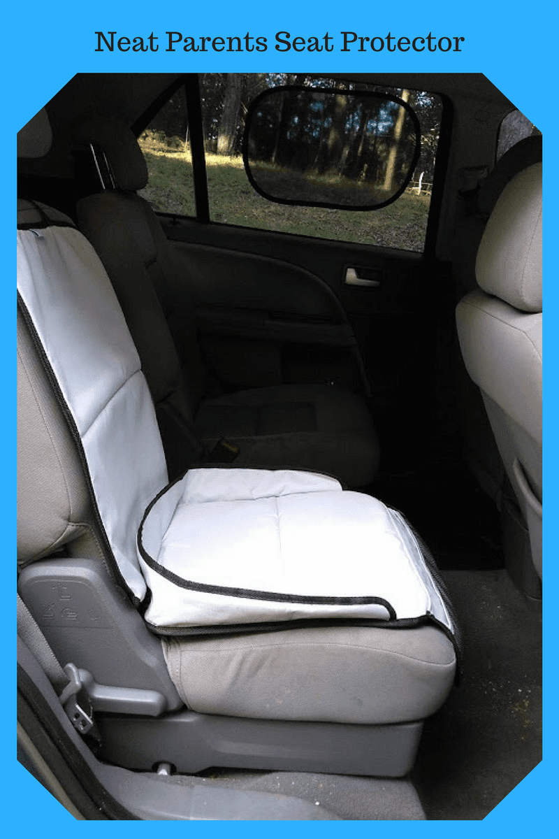 Neat Parents Reversible Seat Protector - Amy & Aron's