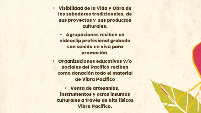 ¡Ya puedes vivir la experiencia #VibraPacifico!
