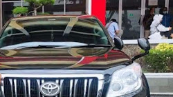 Mobil Lama Masih Mengkilat, Bupati dan Wakil Bupati Pasbar Tolak Mobnas Baru