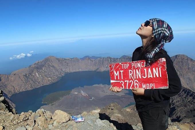 Mount Rinjani Trekking 2D1N To Summit 3,726 m - Via Sembalun