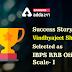 IBPS RRB Officer Scale- I में सिलेक्टेड Vindhyajeet Shukla की Success Story