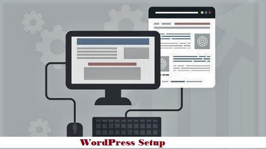কিভাবে ওয়ার্ডপ্রেস সেটআপ করবেন! WordPress!