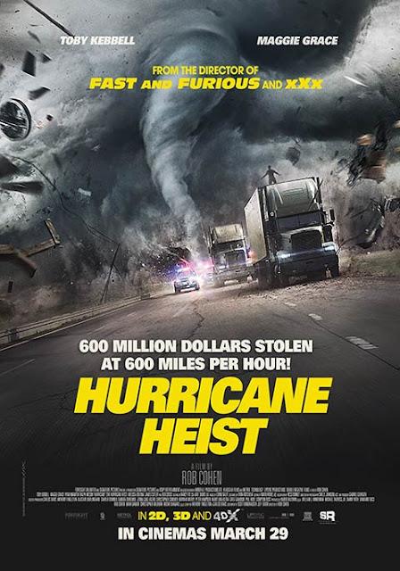 The Hurricane Heist (2018) ταινιες online seires xrysoi greek subs