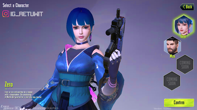 Karena hari ini merupakan tanggal dimana game Cyber telah resmi rilis Versi Soft Launch Review Lengkap Game Cyber Hunter Soft Launch Battle Royale Meta Building