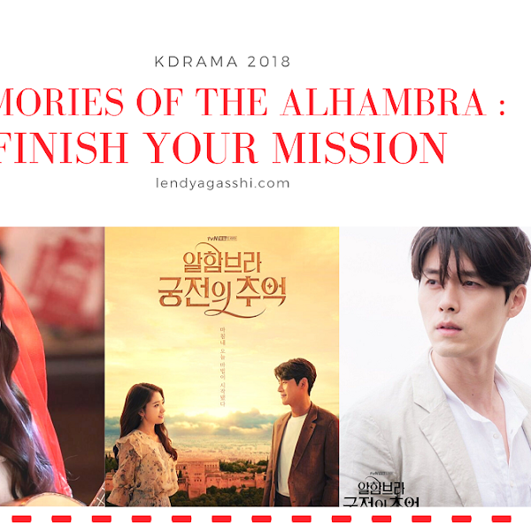 Memories Of The Alhambra : Finish Your Mission!