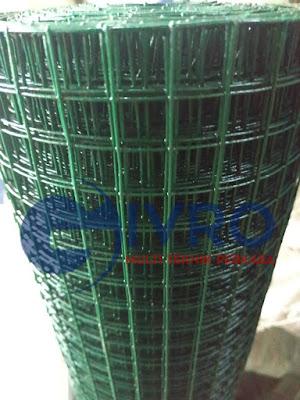 Pabrik Special Mesh Kawat Loket PVC Jakarta