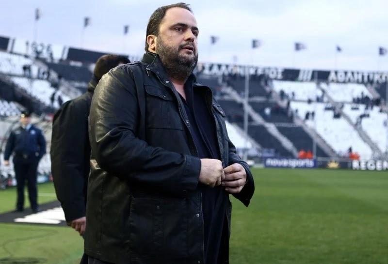 """Ζαφείρης Μελάς: """"Είπα σε Μαρινάκη ότι το πρωτάθλημα είναι του ΠΑΟΚ και μου είπε... """""""
