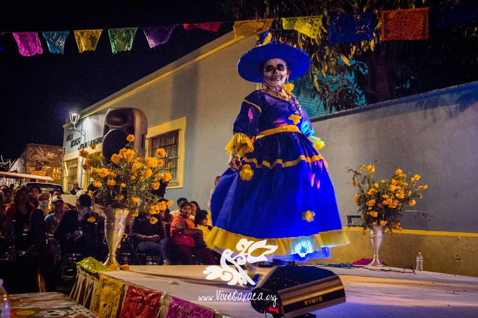 Díademuertos 2018 Concurso De Catrinas Del Barrio De