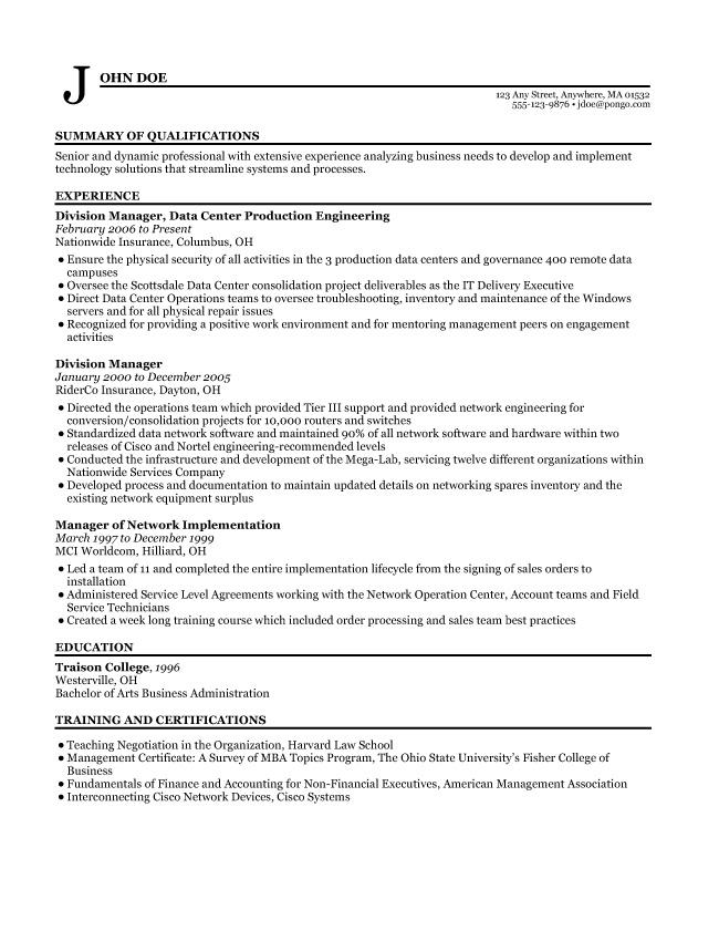 homemaker resume summary