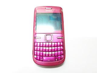 Casing Nokia C3 Fullset