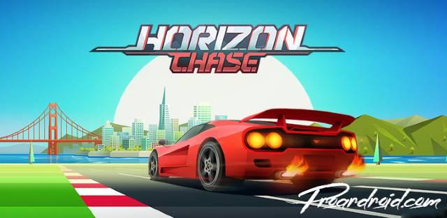 تحميل لعبة السباق المثيرة والمليئة المتعة Horizon Chase World Tour النسخة المهكرة كاملة للاندرويد