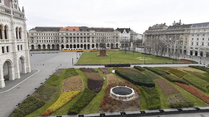 Virtuális sétával is bejárható lett a Kossuth tér