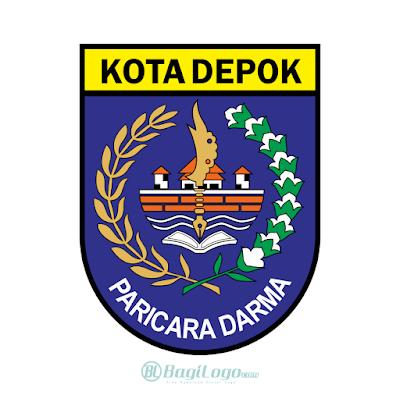 Kota Depok Logo Vector
