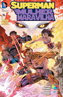 Os Novos 52! Superman & Mulher Maravilha #16