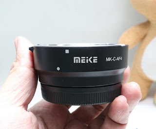 Adapter Meike Canon EF to EF-M