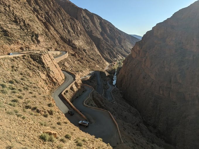 7 days trip from tangier to marrakech and desert tour