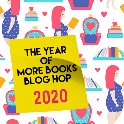 The Year of More Books Blog Hop