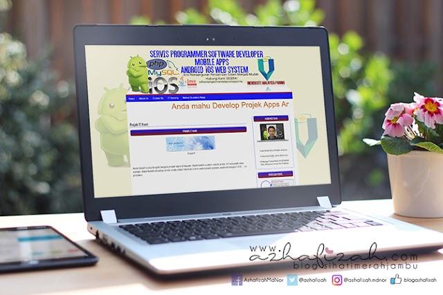 Design Blog Software Programmer Malaysia