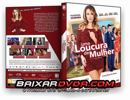 Uma Loucura de Mulher (2016) DVD-R Oficial