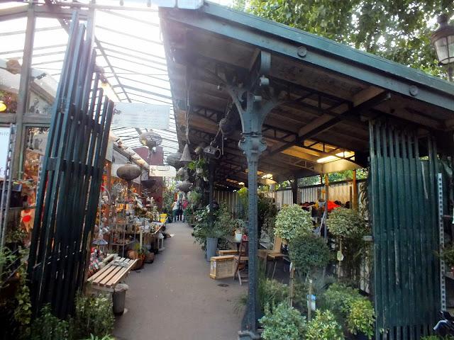 mercados en París