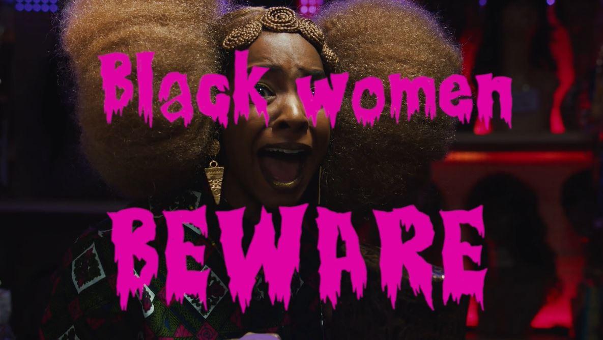 Black Horror Films Hair Wolf 2018 Graveyard Shift Sisters