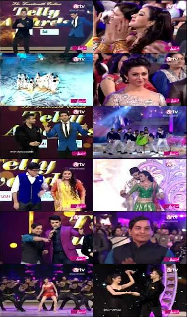 Indian Telly Awards 2015 27th December 2015 Download