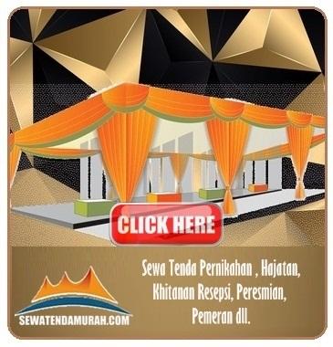 sewa tenda pernikahan murah jakarta, sewa tenda murah di Jakarta, harga sewa tenda jakarta (2)