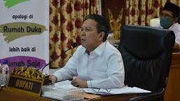 Pemkab Batang Hari ajukan Restrukturisasi ke Sejumlah Pimpinan Bank Untuk Penangguhan Pinjaman