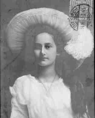 Princess Sophie Caroline Marie Wilhelmine of Luxembourg