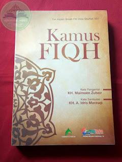 Buku KAMUS FIQIH Toko Buku Aswaja Surabaya