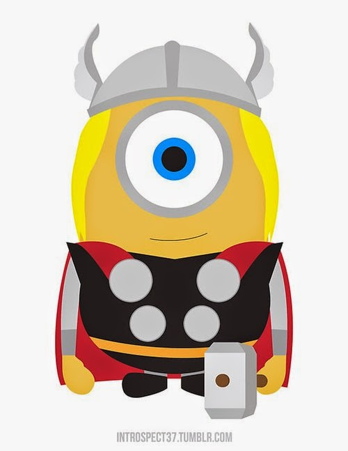 04-Thor-Kevin-Magic-Lam-The-Minions-Despicable-Me-Superheroes-www-designstack-co