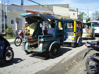 mode of transport philippines