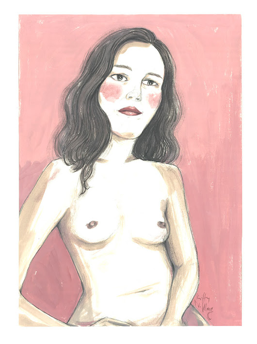 Paintings / Pink Lady