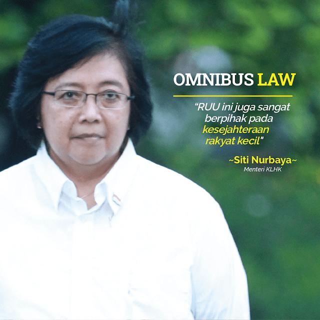 Dukung Terus, Omnibus Law Berpihak pada Masyarakat Kecil