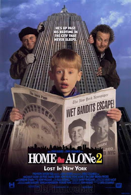 Sinopsis film Home Alone 2: Lost in New York (1992)
