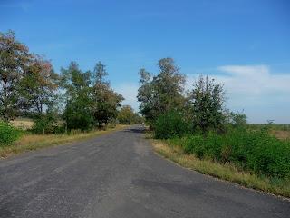 Клебан-Бык. Дорога на Константиновку