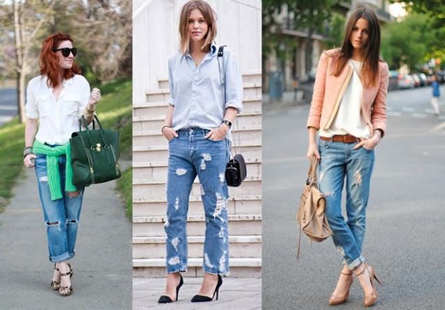 look jeans e camiseta como usar blog moda sem limites Moda